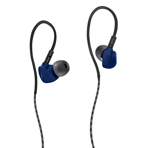 Avalanche, In-Line Earbuds, ANCHOR - BLACKNEON