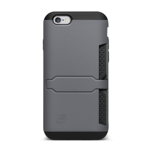 Avalanche, iPhone 6 & 6S Case, DEFENDER - BLACKNEON