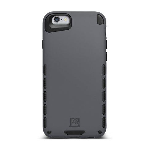 Avalanche, iPhone 6 Plus & 6S Plus Case, CAIRN - BLACKNEON