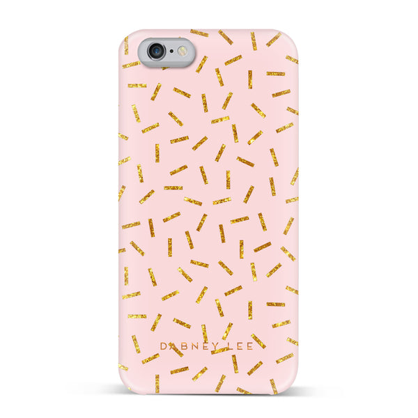 Dabney Lee, iPhone 7 Case, JIMMIES - BLACKNEON