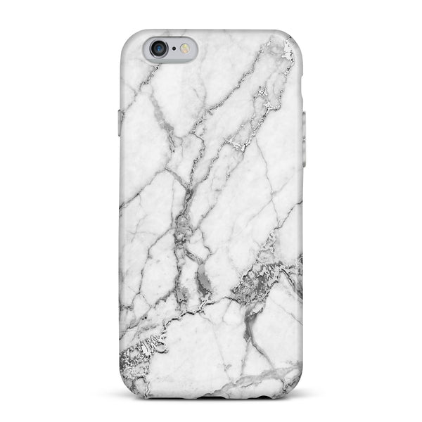 MVMT, iPhone 7 Case, MARBLE - BLACKNEON