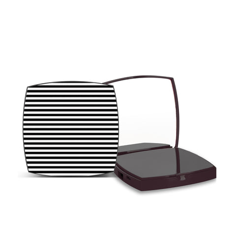 Nicole Miller, Power Bank, STRIPE MIRROR 2500MAH - BLACKNEON