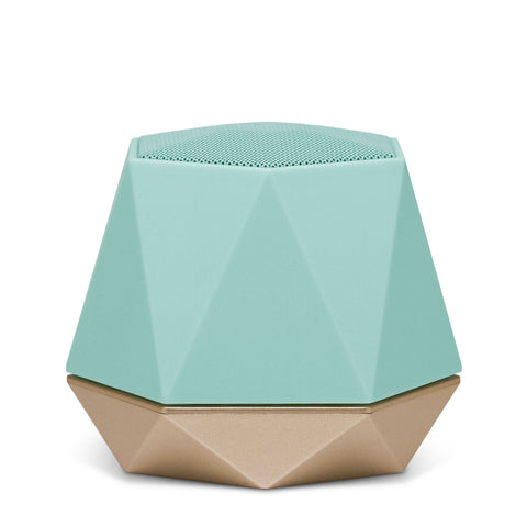 Nanette Lepore, Classic Bluetooth Speaker, JEWEL - BLACKNEON