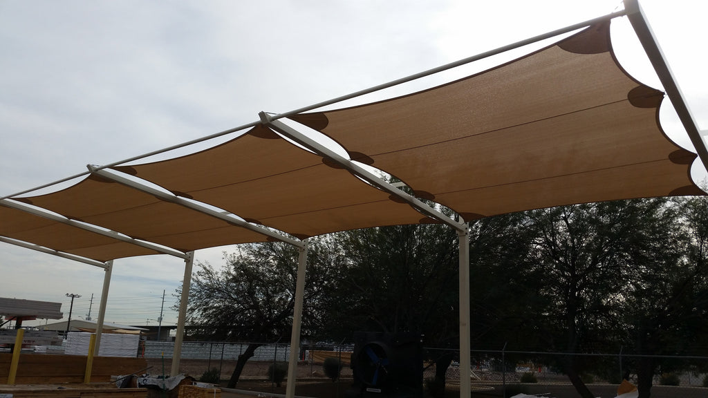 More Custom Shade Structures