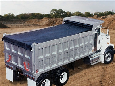 Truck Tarping Systems from Shurco & Arizona Bag Company