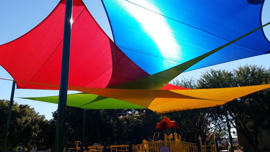 Outstanding Shade Sails by Arizona Bag & Shade