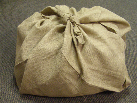 Overseeding time is near, and we have your Burlap Squares.