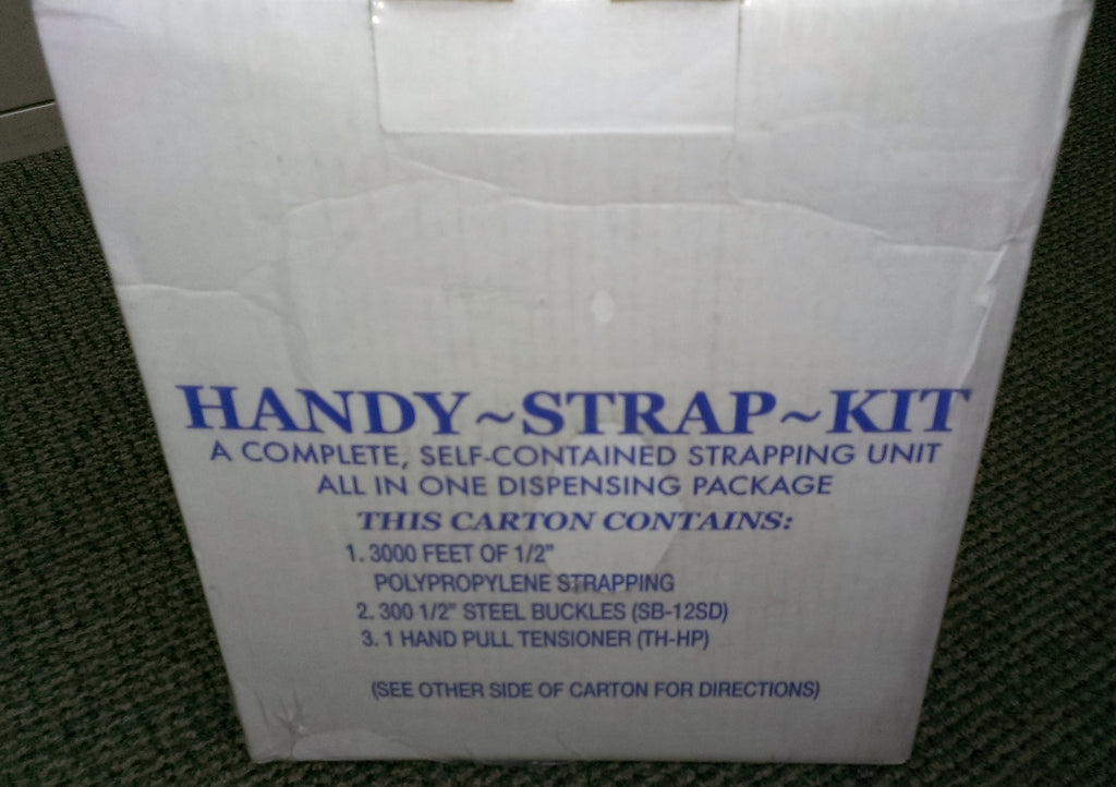 For those little jobs.... Handy Strap Kit