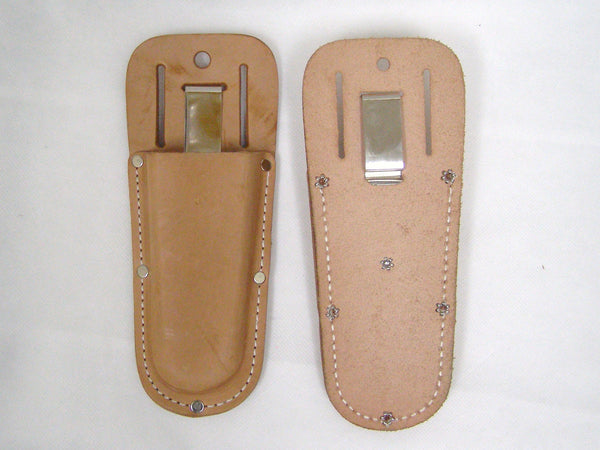 leather pruner scabbard