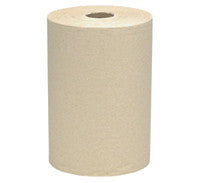 commercial roll of paper towels