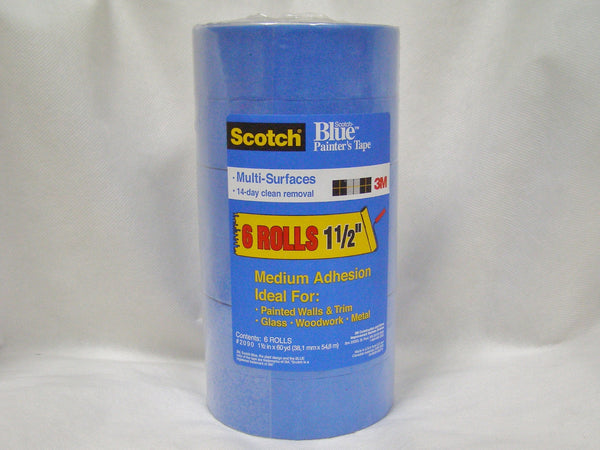 "sleeve of 3M Blue 1.5"" 2090 masking tape"