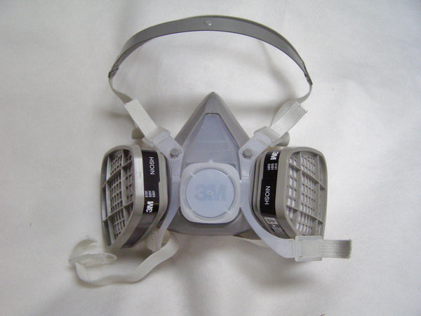 3M R52P71 respirator assembly