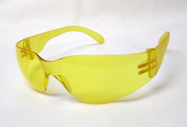amber safety glasses