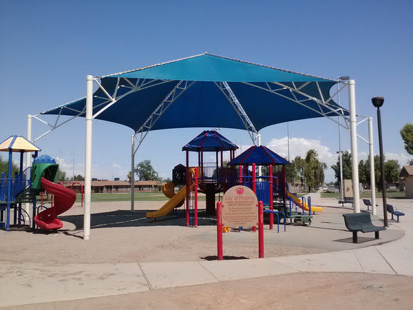 playground shade canopy
