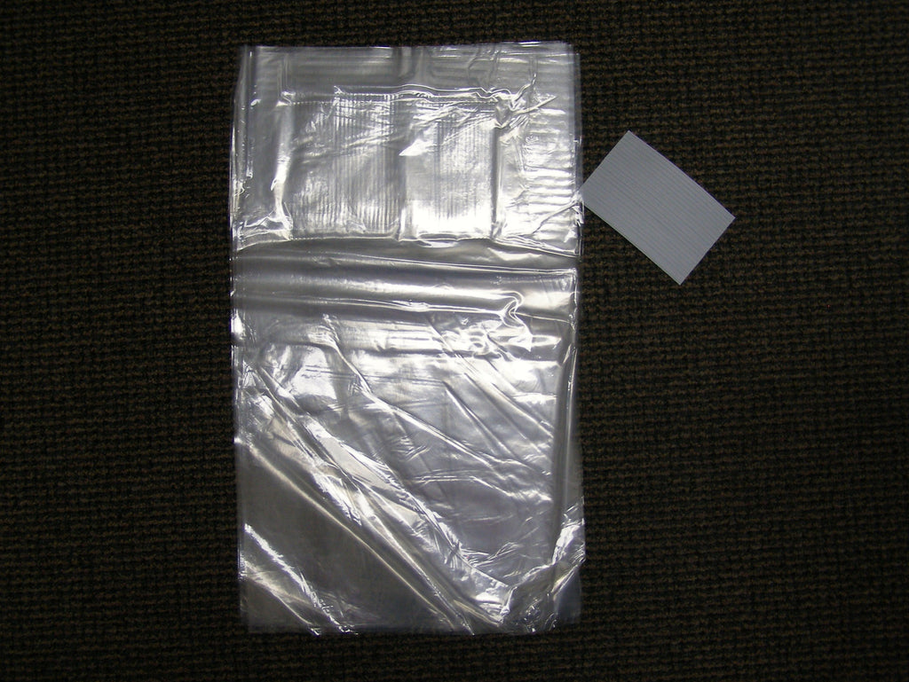 bag for storing or selling ice