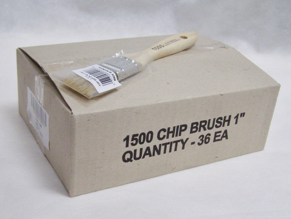 1 inch chip brush