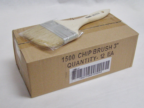 3 inch chip brush