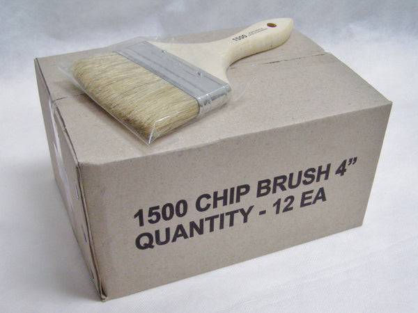 4 inch chip brush