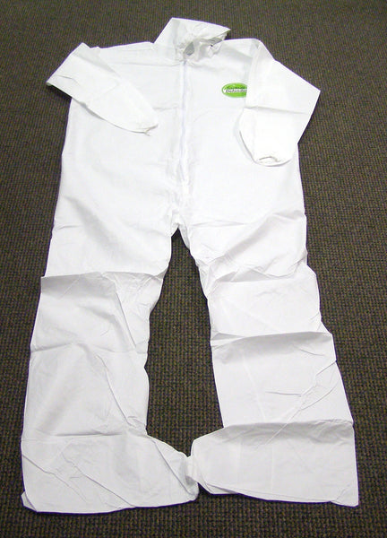 microporous disposable suit