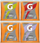Gatorade powder mix in packets