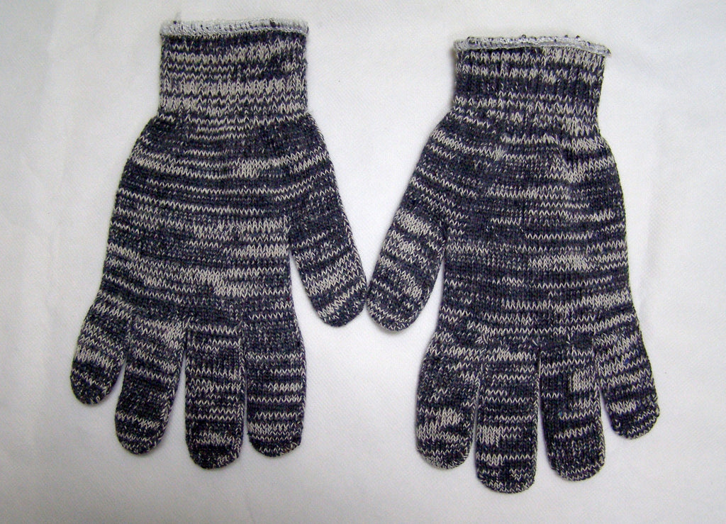 heavy duty string knit glove