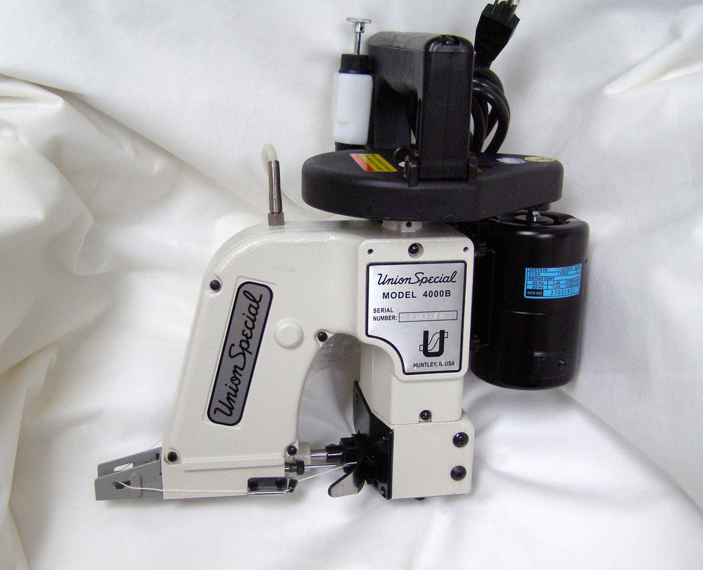 portable bag closer sewing machine