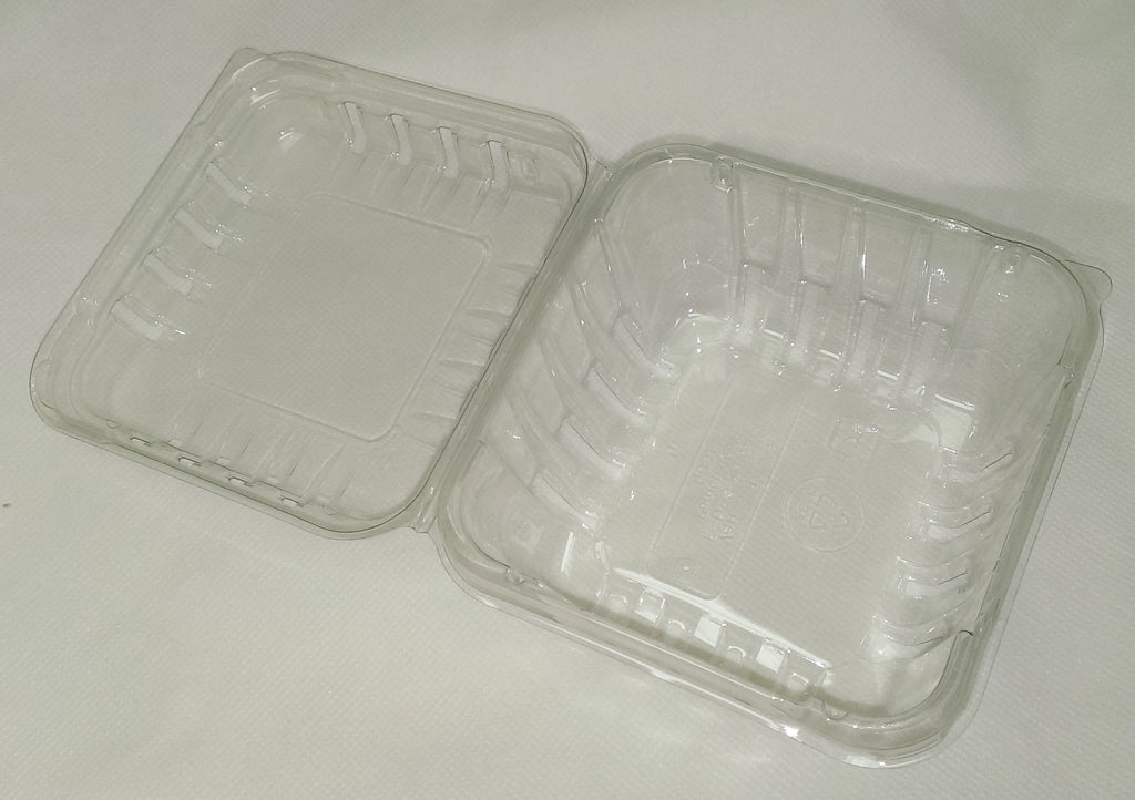 vented clamshell for packaging food