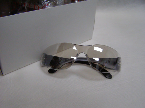 box of indoor/outdoor safety glasses