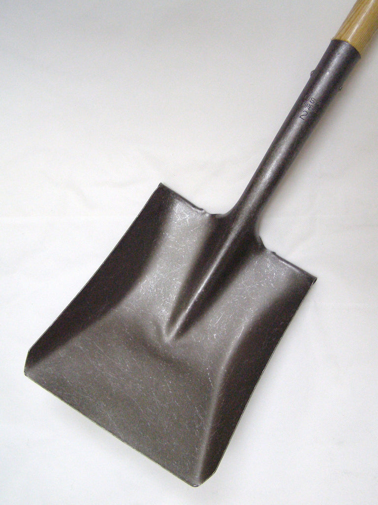 square point construction shovel