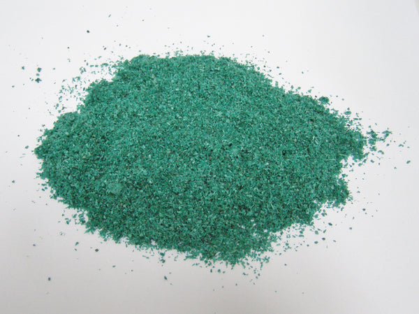 green wax based sweeping compound