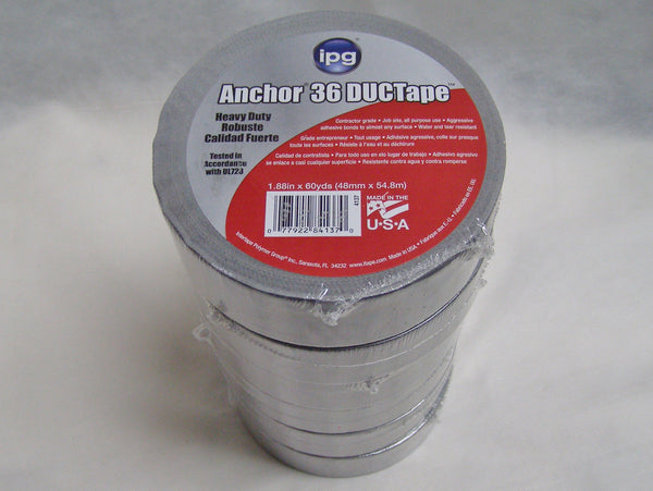 sleeve of IPG duct tape