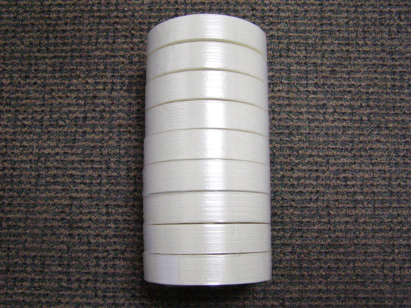 "sleeve of 1"" filament tape"