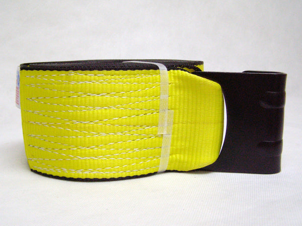 "case of 4"" wide winch truck strap"