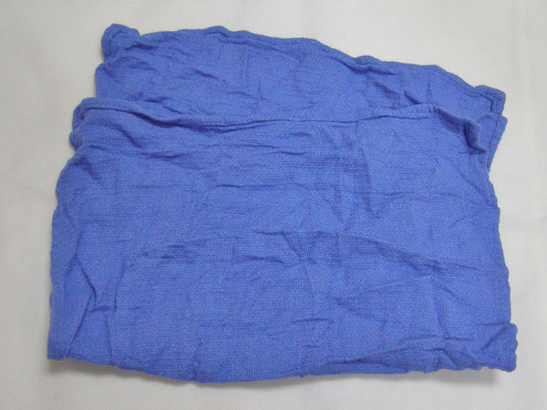 blue cloth shop rags