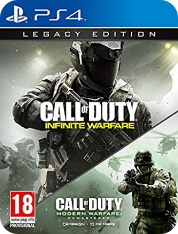 CALL OF DUTY INFINITE WARFARE LEGACY EDITION ESPAÑOL