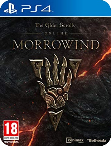 THE ELDER SCROLLS ONLINE MORROWIND COLLECTOR`S EDITION