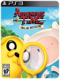 ADVENTURE TIME FINN AND JAKE INVESTIGATIONS