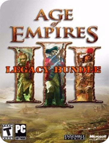 AGE OF EMPIRE LEGACY BUNDLE