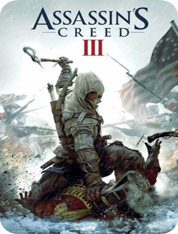 ASSASSIN'S CREED III 3 (STEAM)