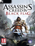 ASSASSIN'S CREED 4 IV BLACK FLAG (UPLAY)