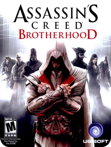 ASSASSIN'S CREED BROTHERHOOD (STEAM)