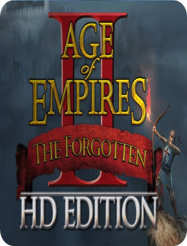 AGE OF EMPIRE II HD EDITION + THE FORGOTTEN EXPANSION