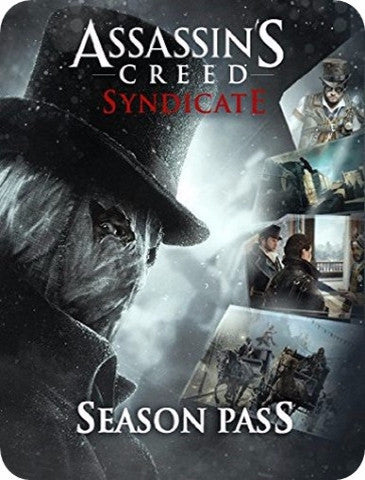 ASSASSIN'S CREED SYNDICATE SEASON PASS DLC (STEAM)