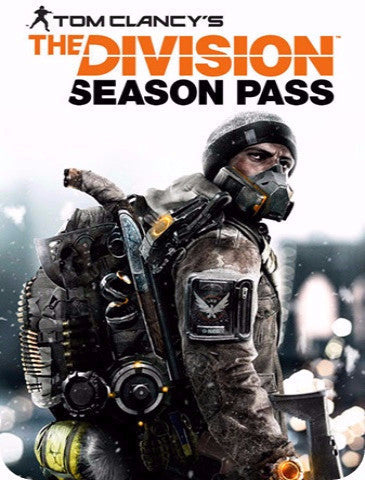 TOM CLANCY'S THE DIVISION SEASON PASS DLC (STEAM)