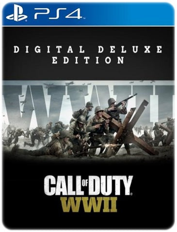 CALL OF DUTY WWII DELUXE EDITION ESPAÑOL