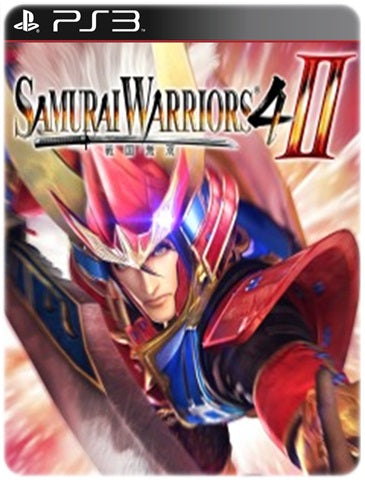 SAMURAI WARRIORS 4-II