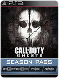 CALL OF DUTY GHOST SEASON PASS DLC