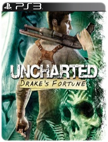 UNCHARTED DRAKE´S FORTUNE