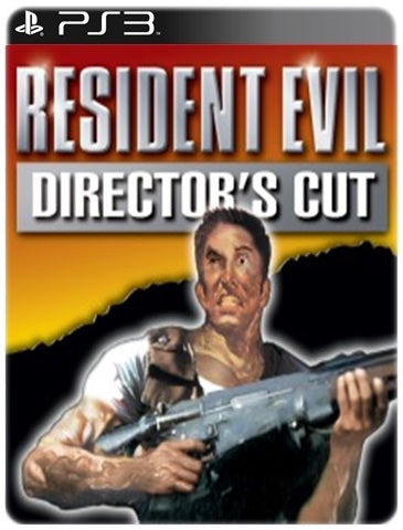 RESIDENT EVIL 1 DIRECTOR´S CUT