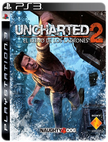 UNCHARTED 2 AMONG THIEVES GOTY EDITION